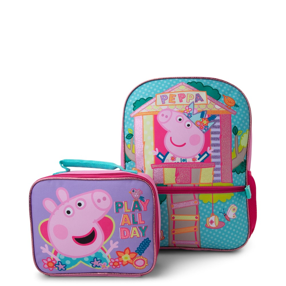 Peppa Pig Castle Backpack