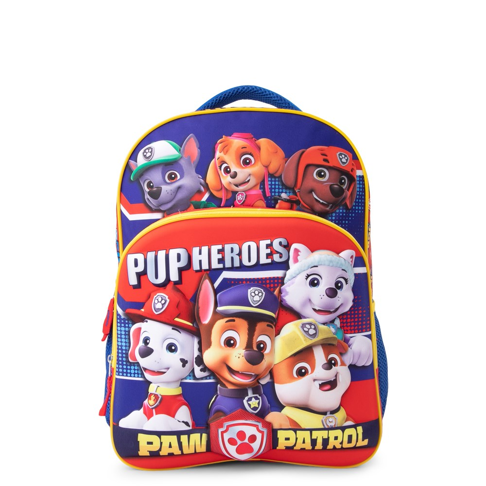 Paw Patrol Pup Heroes Backpack - Multi