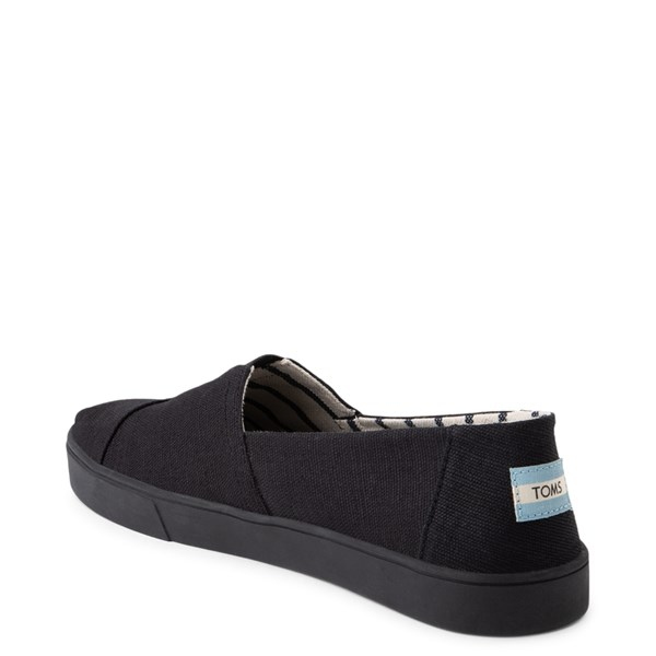 alternate view Mens TOMS Classic Cupsole Slip On Casual ShoeALT2