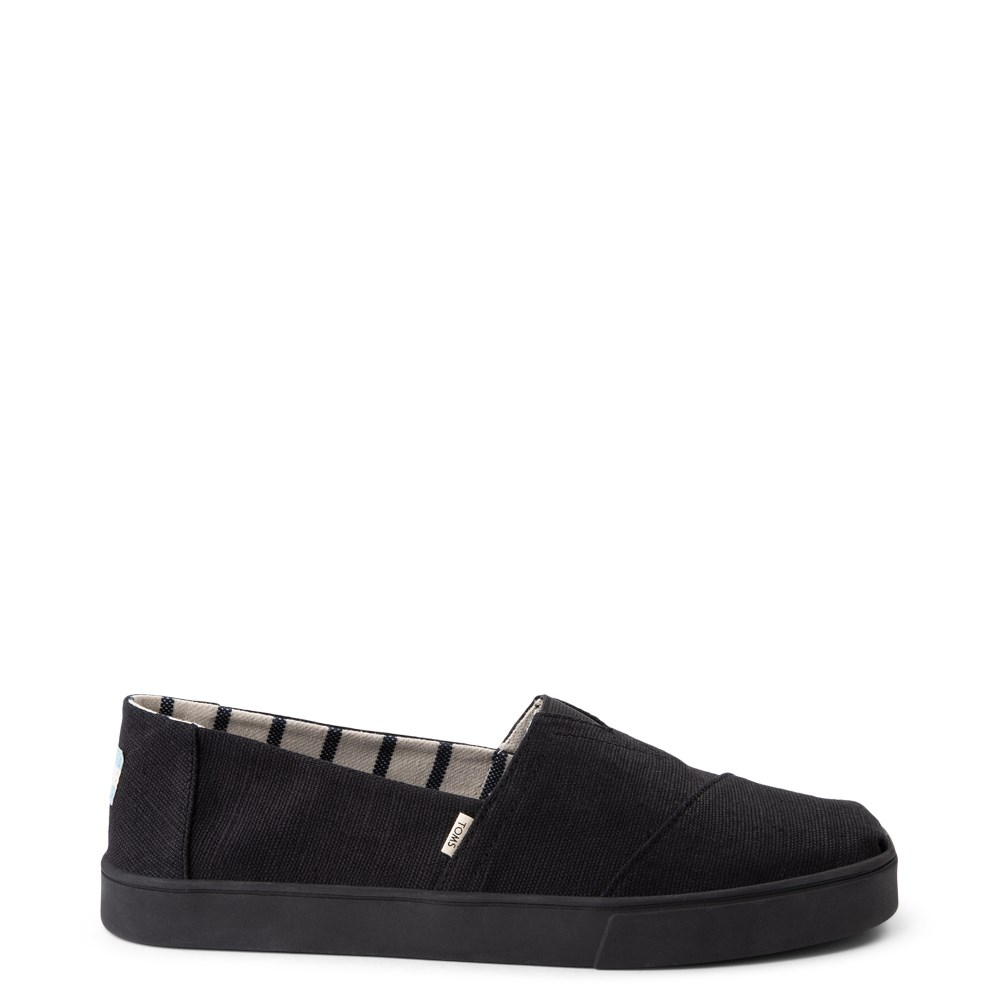 Mens TOMS Classic Cupsole Slip On Casual Shoe