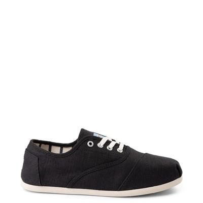Main view of Mens TOMS Cordones Casual Shoe - Black