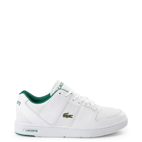 Mens Lacoste Thrill Athletic Shoe - White / Green