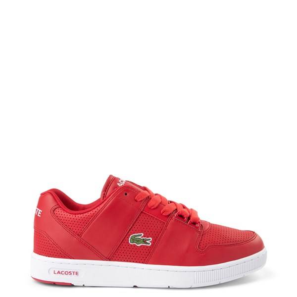 Main view of Mens Lacoste Thrill Athletic Shoe - Red
