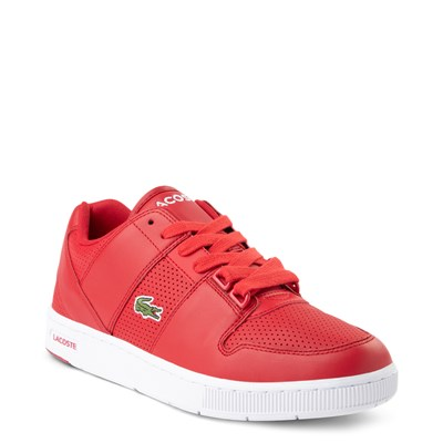 Alternate view of Mens Lacoste Thrill Athletic Shoe - Red