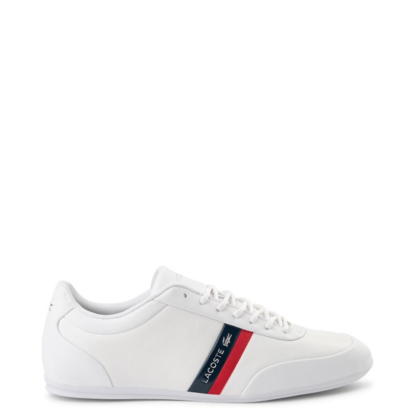 Main view of Mens Lacoste Storda Athletic Shoe - White