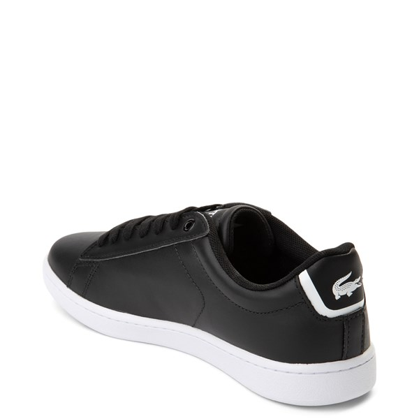alternate view Womens Lacoste Carnaby Athletic ShoeALT2