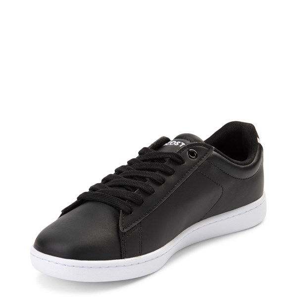 alternate view Womens Lacoste Carnaby Athletic ShoeALT3
