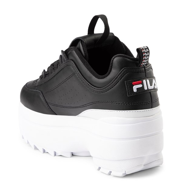 alternate view Womens Fila Disruptor Wedge Athletic ShoeALT2