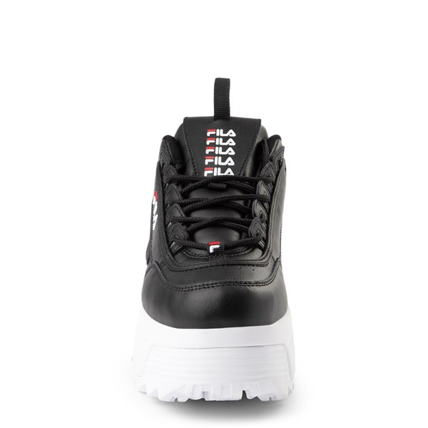 alternate view Womens Fila Disruptor Wedge Athletic ShoeALT4