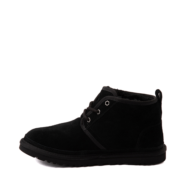 alternate view Womens UGG® Neumel Short Boot - BlackALT1