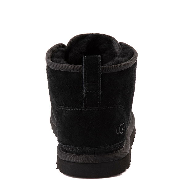 alternate view Womens UGG® Neumel Short Boot - BlackALT4
