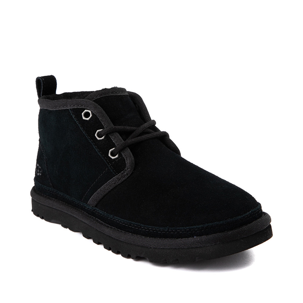 alternate view Womens UGG® Neumel Short Boot - BlackALT5
