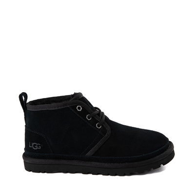 Main view of Womens UGG® Neumel Short Boot - Black