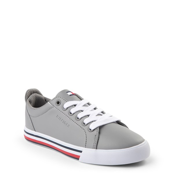 alternate view Tommy Hilfiger Herritage II Casual Shoe - Little Kid / Big Kid - GrayALT1