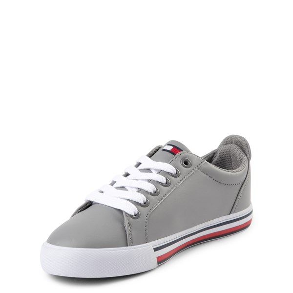 alternate view Tommy Hilfiger Herritage II Casual Shoe - Little Kid / Big Kid - GrayALT3
