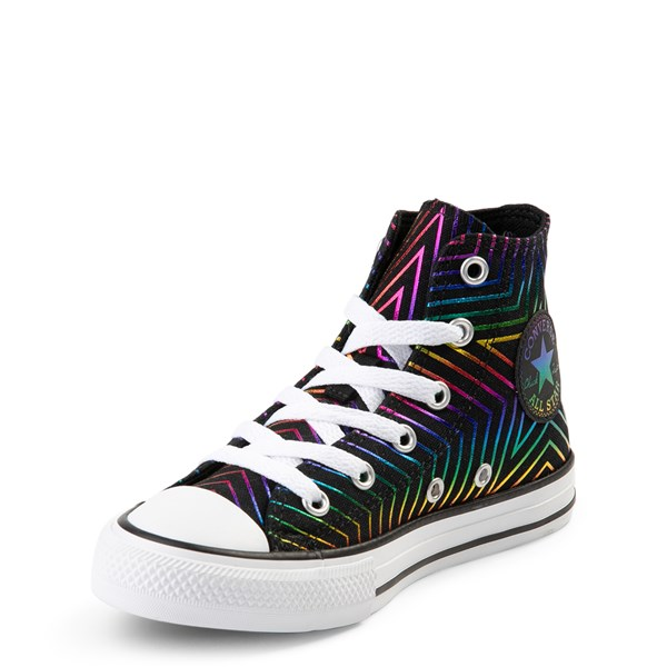 alternate view Converse Chuck Taylor All Star Hi Sneaker - Little KidALT3