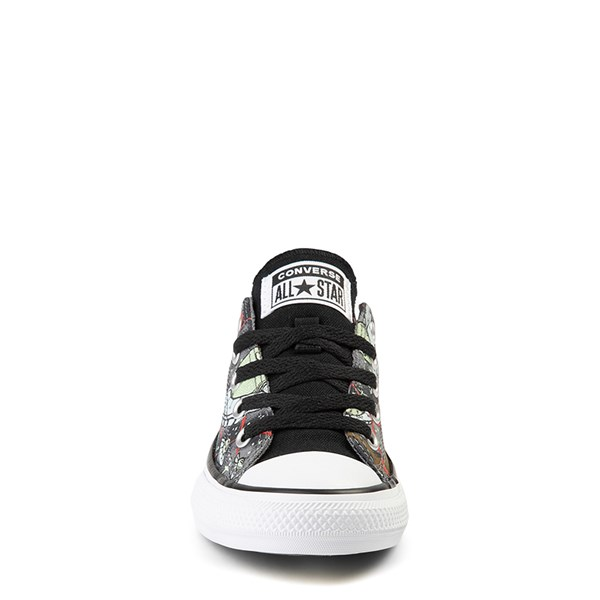 alternate view Converse Chuck Taylor All Star Lo Dinoverse Sneaker - Little Kid - MultiALT4