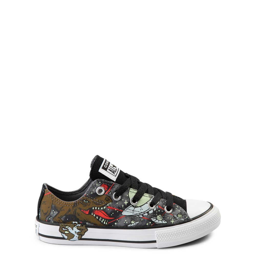 Converse Chuck Taylor All Star Lo Dinoverse Sneaker - Little Kid