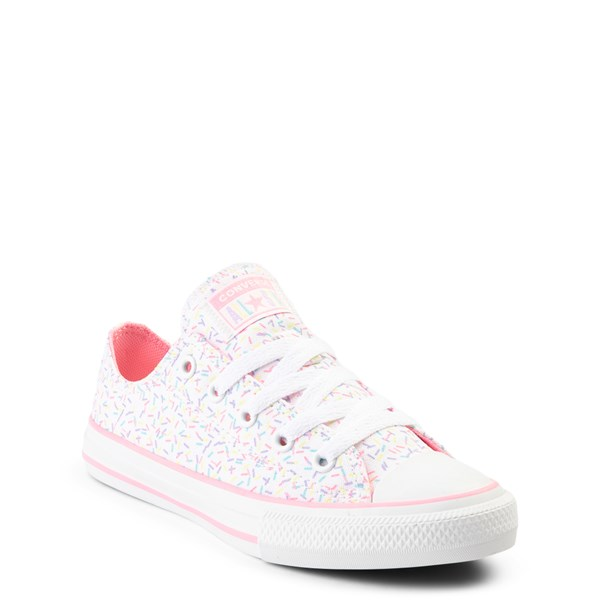 Alternate view of Converse Chuck Taylor All Star Lo Sprinkles Sneaker - Little Kid