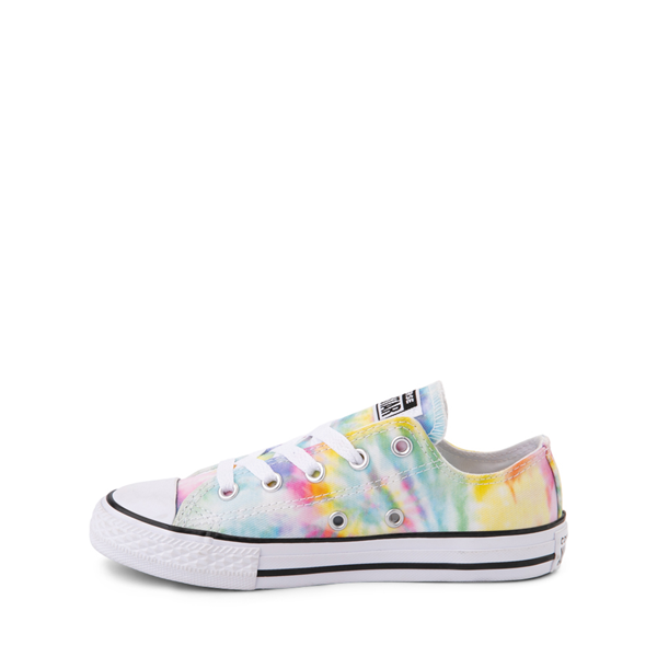 alternate view Converse Chuck Taylor All Star Lo Tie Dye Sneaker - Little Kid - MultiALT1