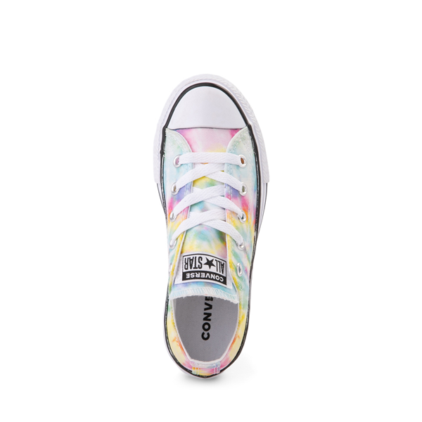 alternate view Converse Chuck Taylor All Star Lo Tie Dye Sneaker - Little Kid - MultiALT2