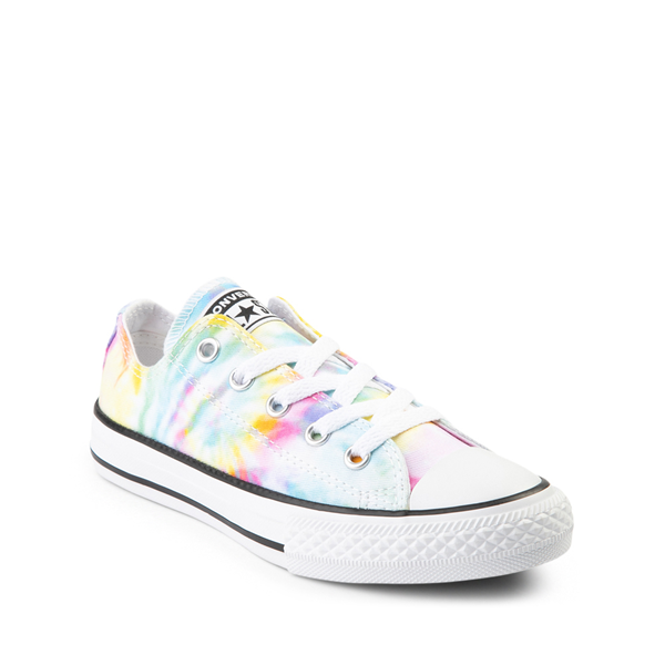 alternate view Converse Chuck Taylor All Star Lo Tie Dye Sneaker - Little Kid - MultiALT5