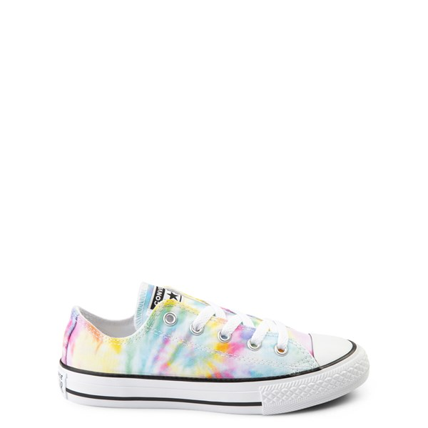Default view of Converse Chuck Taylor All Star Lo Tie Dye Sneaker - Little Kid