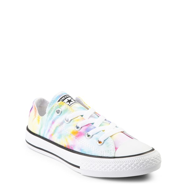 Alternate view of Converse Chuck Taylor All Star Lo Tie Dye Sneaker - Little Kid