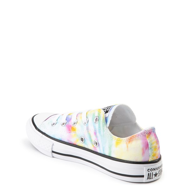 alternate view Converse Chuck Taylor All Star Lo Tie Dye Sneaker - Little KidALT2