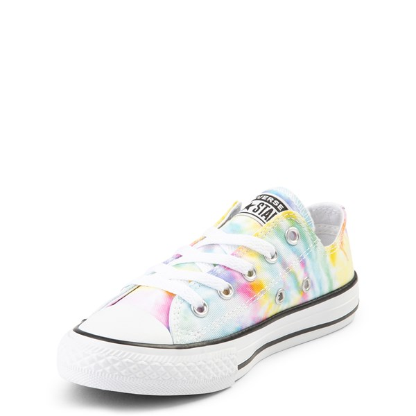 alternate view Converse Chuck Taylor All Star Lo Tie Dye Sneaker - Little KidALT3