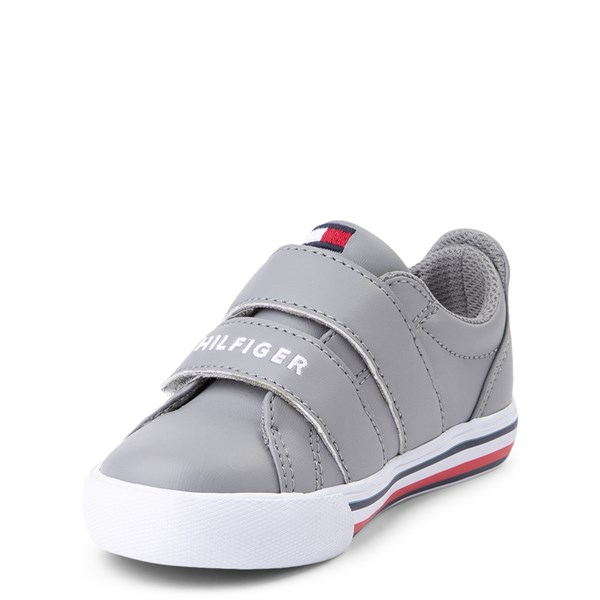 alternate view Tommy Hilfiger Herritage II Casual Shoe - Baby / Toddler - GrayALT3