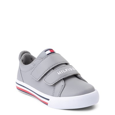 Alternate view of Tommy Hilfiger Herritage II Casual Shoe - Baby / Toddler - Gray