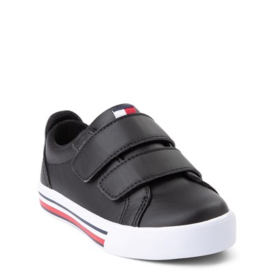 Alternate view of Tommy Hilfiger Herritage II Casual Shoe - Baby / Toddler - Black