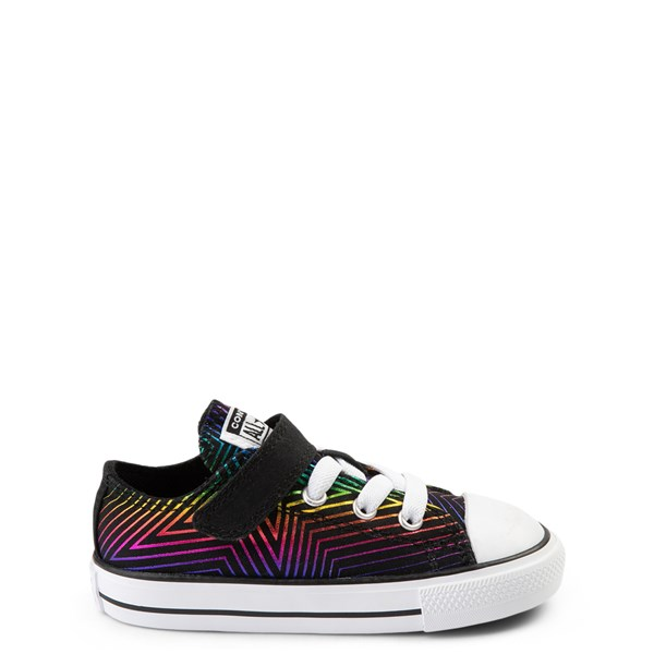Converse Chuck Taylor All Star 1V Lo Sneaker - Baby / Toddler - Black / Multi
