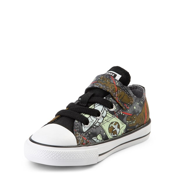 alternate view Converse Chuck Taylor All Star Lo Dinoverse Sneaker - Baby / ToddlerALT3