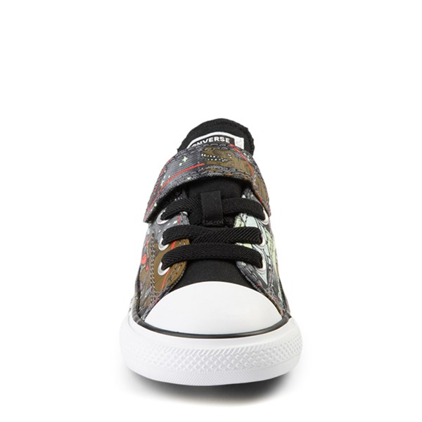 alternate view Converse Chuck Taylor All Star Lo Dinoverse Sneaker - Baby / ToddlerALT4