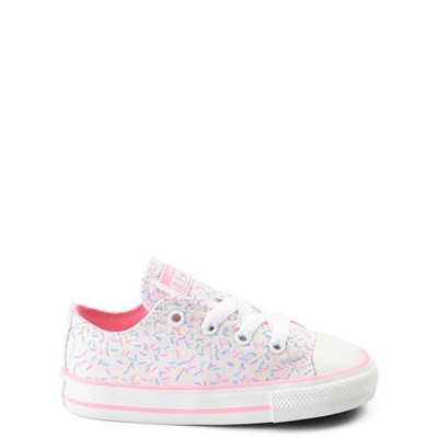 Main view of Converse Chuck Taylor All Star Lo Sprinkles Sneaker - Baby / Toddler