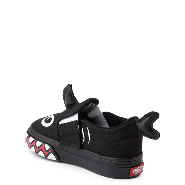 alternate view Vans x Discovery's Shark Week Slip On V Skate Shoe - Baby / ToddlerALT2