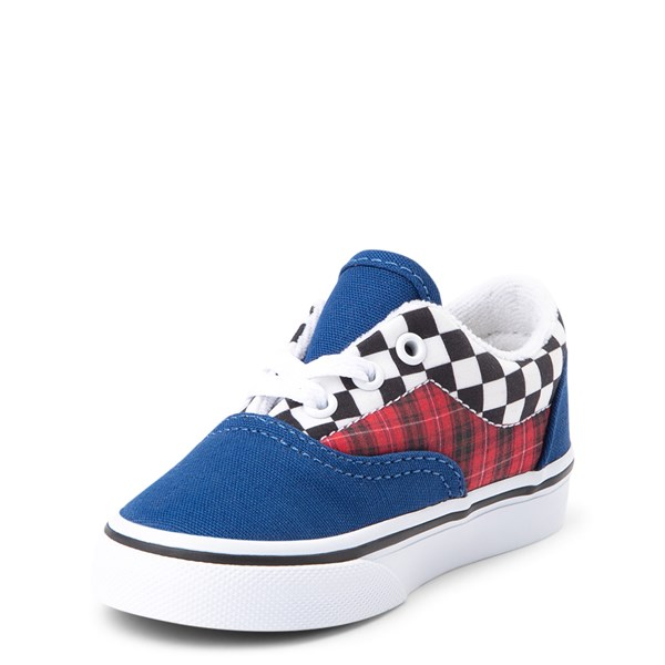 alternate view Vans Era Plaid Chex Skate Shoe - Baby / ToddlerALT3