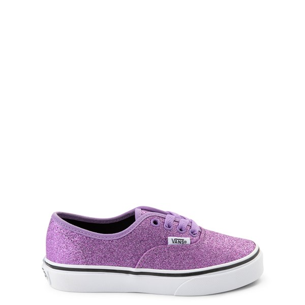 Default view of Vans Authentic Glitter Skate Shoe - Little Kid / Big Kid