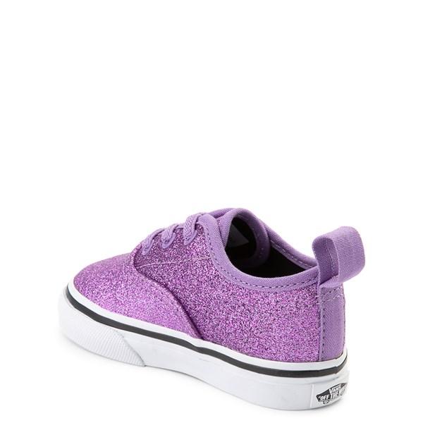 alternate view Vans Authentic Glitter Skate Shoe - Baby / ToddlerALT2