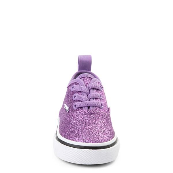 alternate view Vans Authentic Glitter Skate Shoe - Baby / ToddlerALT4