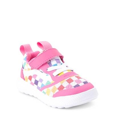 Alternate view of Vans UltraRange Rapidweld V Chex Skate Shoe - Baby / Toddler