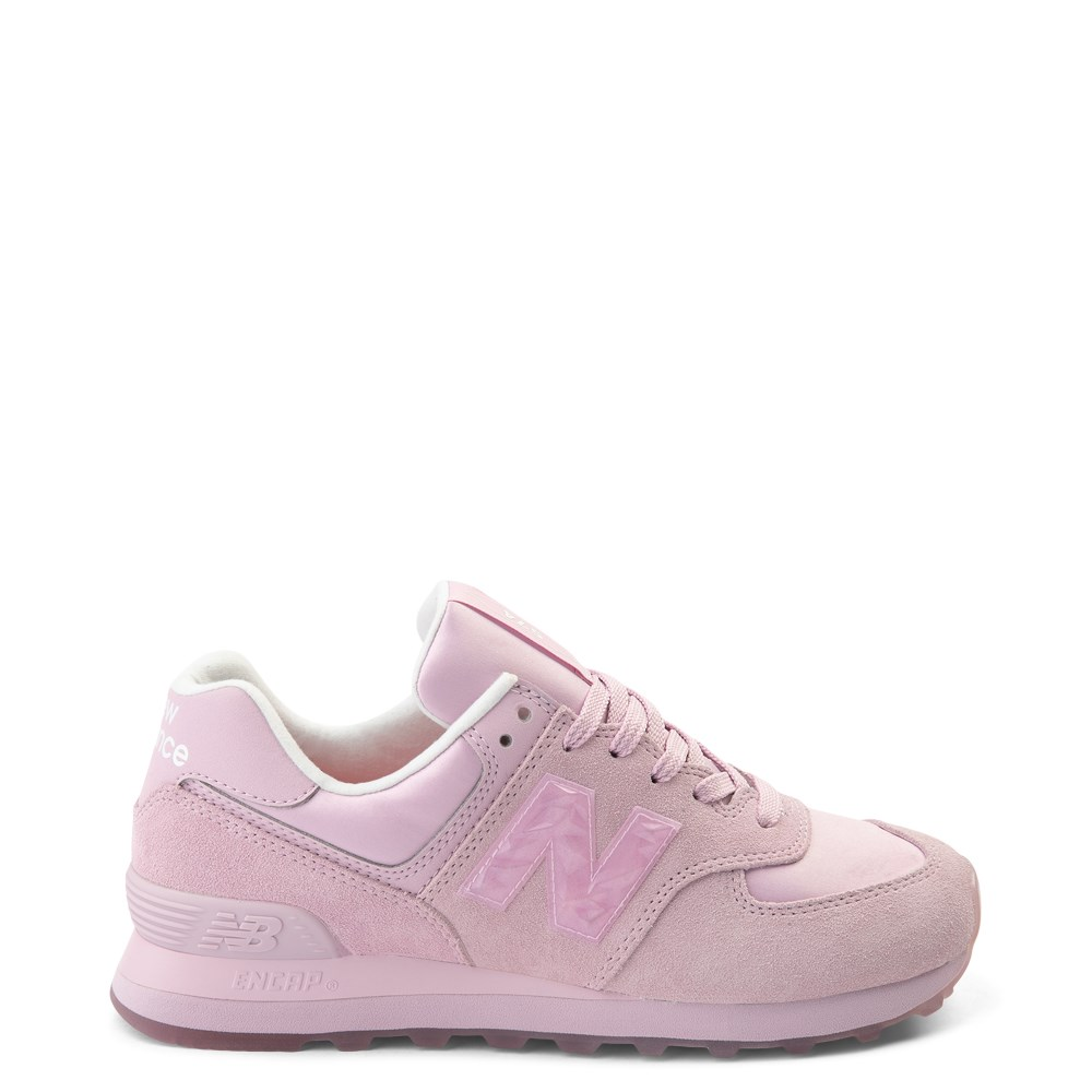 Womens New Balance 574 Athletic Shoe - Pink