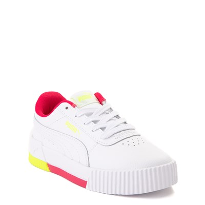 Alternate view of Puma Carina Athletic Shoe - Little Kid / Big Kid