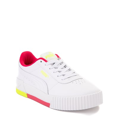 Alternate view of Puma Carina Athletic Shoe - Big Kid