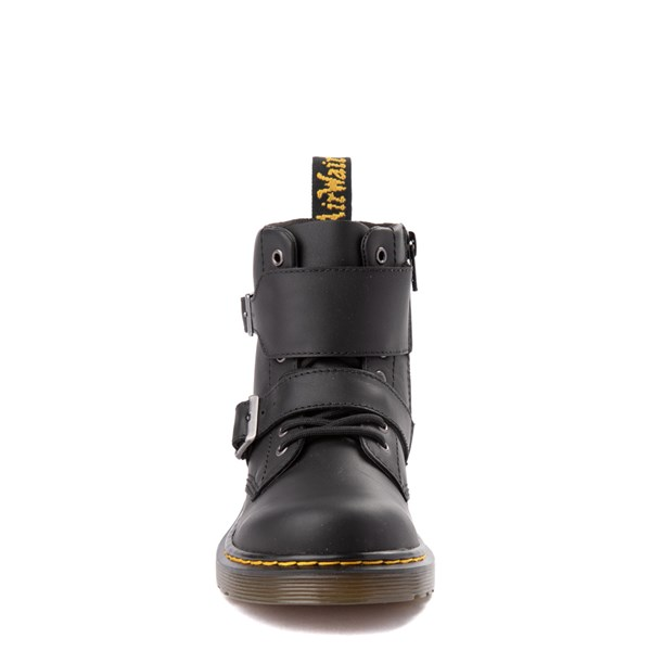 alternate view Dr. Martens 1460 8-Eye Joska Boot - Little Kid / Big Kid - BlackALT4