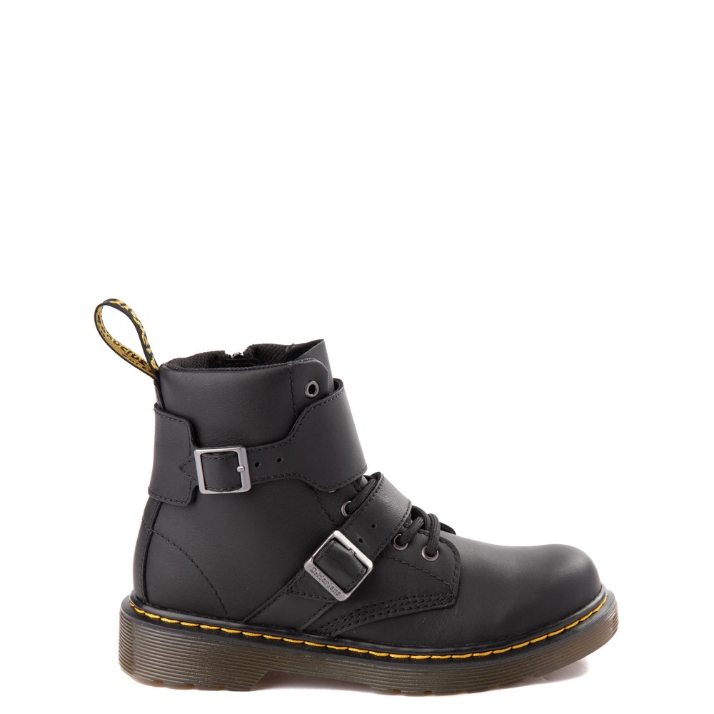 Dr. Martens 1460 8-Eye Joska Boot - Little Kid / Big Kid - Black