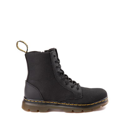 Main view of Dr. Martens Combs Boot - Little Kid / Big Kid - Black