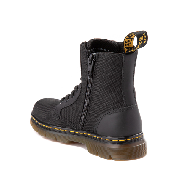 alternate view Dr. Martens Combs Boot - Big Kid - BlackALT1